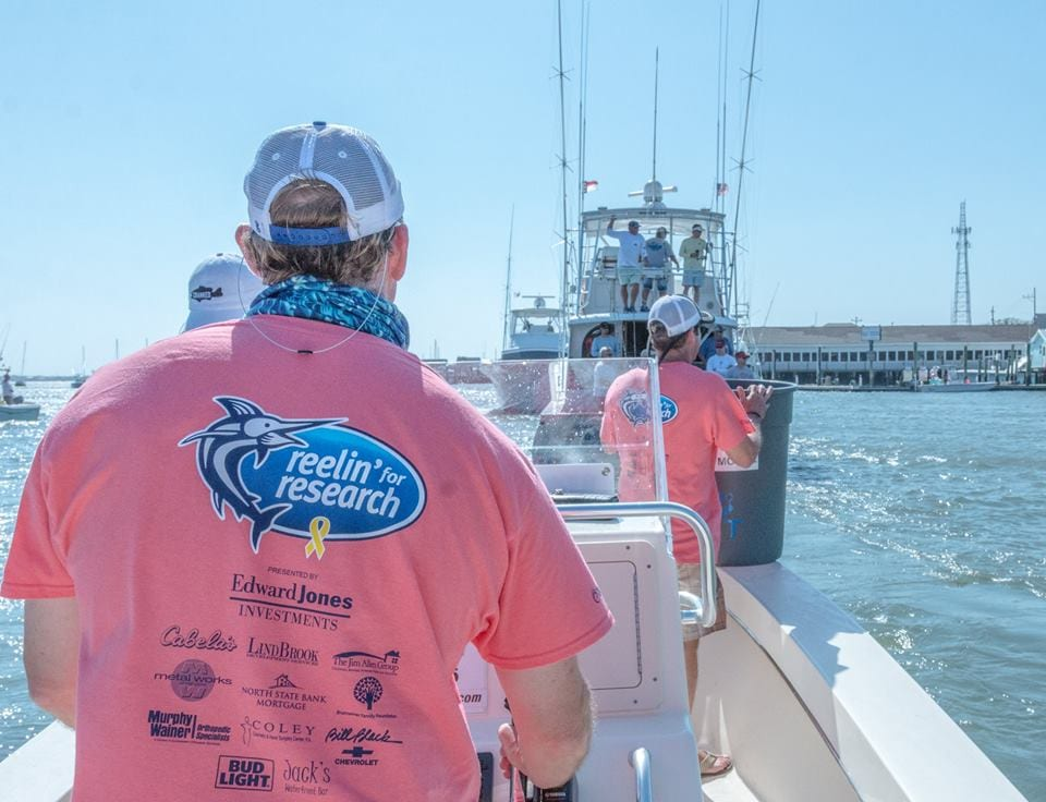 Reelin for Research fundraiser